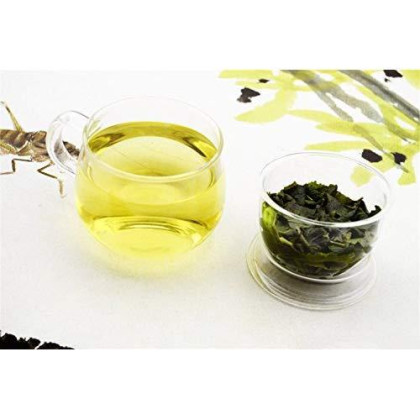 Luxtea Chinese Top10 Famous Tea Anxi Tie Guan Yin/Iron Mercy Goddess/Tieguanyin Green Oolong Tea Grade Aa (High Grade)
