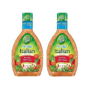 Wish-Bone Fat-Free Italian Dressing (Pack Of 2) 15 Ounce Bottles