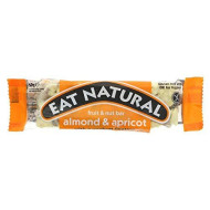 Eat Natural Yoghurt Coated Almond & Apricot Bar (50G) - Pack Of 6