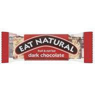 Eat Natural Dark Chocolate With Cranberries & Macadamias Bar (45G) - Pack Of 6