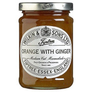 Tiptree Medium Cut Orange &Amp; Ginger Marmalade (340G) - Pack Of 6