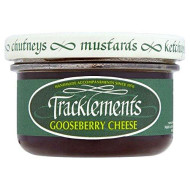 Tracklements Gooseberry Cheese (100G) - Pack Of 6
