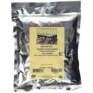Starwest Botanicals Organic Cinnamon Powder - 1 Pound - Freshly Ground Korintje Cinnamon