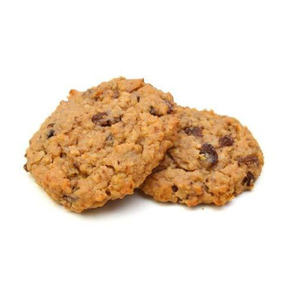 Uncle Eddies Cookies, Cookies Oatmeal Raisin, 12 Ounce