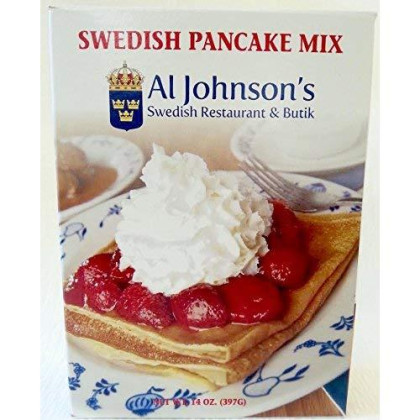 Al Johnson'S Swedish Restaurant & Butik Al Johnson'S Swedish Pancake Mix