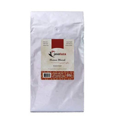 House Blend Ground Coffee 5Lb. - Fairly Traded, Naturally Shade Grown
