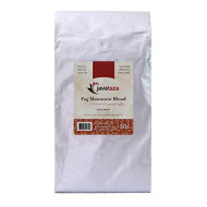 Fog Mountain Blend Ground Coffee 5Lb. - Fairly Traded, Naturally Shade Grown