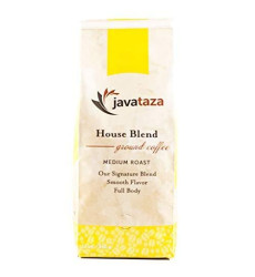Fairly Traded House Blend Costa Rica Naturally Shade Grown Roasted Ground Coffee Kosher Certified 12 Oz