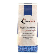Fairly Traded Fog Mountain Regular Roast Costa Rica Naturally Shade Grown Roasted Ground Coffee Kosher Certified 12 Oz