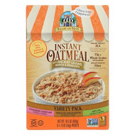 Bakery On Main, Oatmeal Instant Variety, 1.75 Ounce, 6 Pack