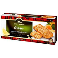 Walkers Nonsuch Wlk Shortbread Ginger Lemon Cookie 4.9 Oz (Pack Of 6)