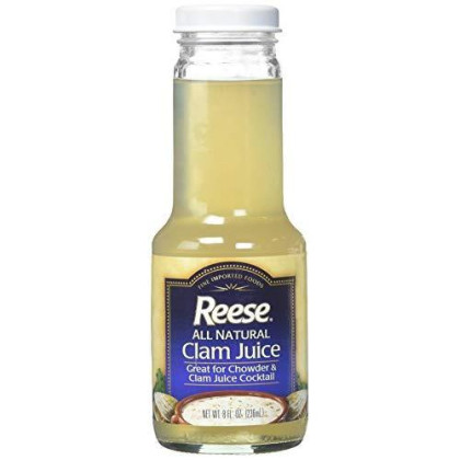 Reese Clam Juice - 8 Ounces