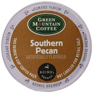 Keurig, Green Mountain, Southern Pecan Coffee, K-Cup Packs, 48-Count