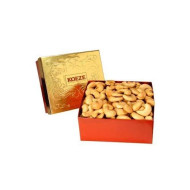 Koeze Colossal Cashews - 10 Oz. Gift Box - Roasted And Salted Jumbo Cashews - Perfect For Celebrations, Birthdays, Holidays And More!