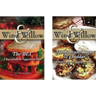 "Wind & Willow""All American"" Savory Cheeseball And Dip Mix Variety Pack (Blt/Smokehouse Bacon & Cheddar)"