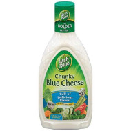 Wishbone Chunky Blue Cheese Dressing, 8 Oz