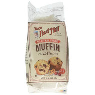 Bob's Red Mill Gluten Free Muffin Mix, 16 Ounce (Pack of 4)