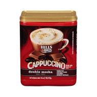 Hills Brothers Double Mocha Cappuccino Drink Mix (2 Pack) 16 oz