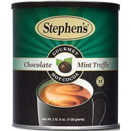 Stephen'S Gourmet Hot Cocoa Chocolate, Mint Truffle, 40 Ounce