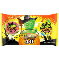 Sour Patch Kids Seasonal Treat Size Halloween Candy, 1 Pack Of 22 Ounce
