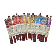 """Hunter's Reserve """"Wild Pack"""" Meat Sticks and Jerky Strips, 24 Variety Pack of Wild Game Flavors, Nitrite Free"""