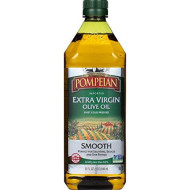 Pompeian Smooth Extra Virgin Olive Oil, 32 Ounce