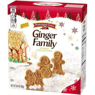 Pepperidge Farm Cookie Collections Ginger Family 9 Cup Cookies, 18 Count