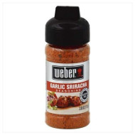 Weber Garlic Sriracha, 3.9 Oz (Pack Of 6)