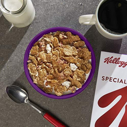 (Discontinued Version) Kellogg'S Special K, Breakfast Cereal, Fruit And Yogurt, Value Size, 19.1Oz Box