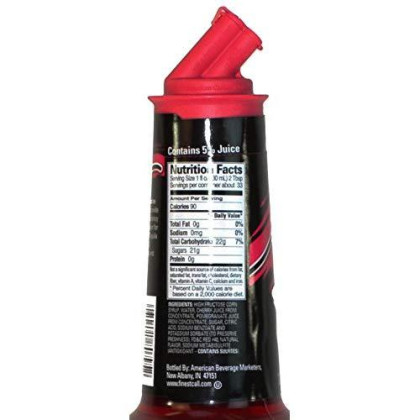 Finest Call Premium Grenadine Syrup Drink Mix, 1 Liter Bottle (33.8 Fl Oz), Individually Boxed
