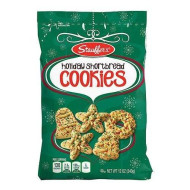 Stauffers Holiday Shortbread Cookies,12 Oz (Pack Of 2)