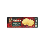 Walkers Gluten Free Shortbread 140G - Pack Of 2