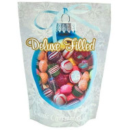 Primrose Deluxe Filled Hard Candy - Classic Christmas Candy In 13 Oz Holiday Retail Package - Ideal Gourmet Food Gift - Old Fashion Candy