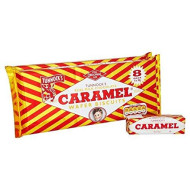 Tunnock'S Milk Chocolate Caramel Wafers 16 X 30G - Pack Of 6
