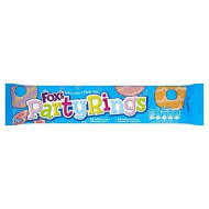 Fox'S Party Rings 125G - Pack Of 6