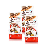 Kinder Bueno Mini, 108G/3.81Oz, (Pack Of 3)