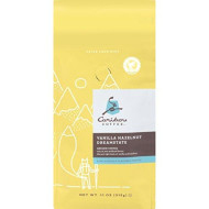 Caribou Coffee, Flavored Vanilla Hazelnut Dreamstate, Ground Coffee, 11 Oz. Bag, Medium Roast Coffee Lightly Sweetened With Hazelnut & Vanilla Flavors, 100% Arabica Coffee Beans; Sustainable Sourcing