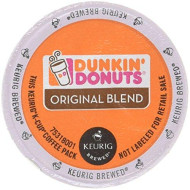 Dunkin Donuts K-Cups Original Flavor - Box Of 14 Kcups For Use In Keurig Coffee brevers