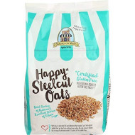 Bakery On Main Cereal Steel Cut Oats gluten free, 24 oz