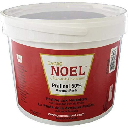 Hazelnut Praline Paste 50% 11 Lbs
