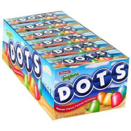 Dots Tropical Flavored Candy (24 Count) By Unknown