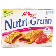 Keb35845 - Nutri-Grain Cereal Bars