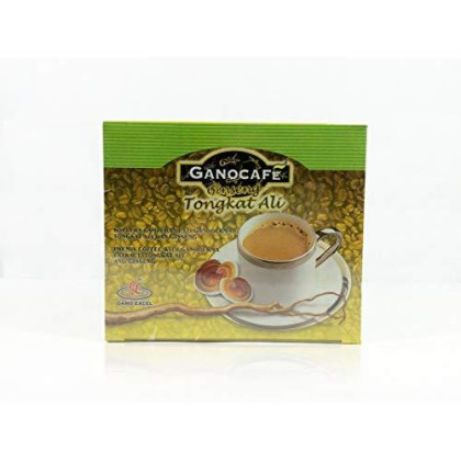 5 Boxes Gano Excel Ganocafe Ginseng Tongkat Ali Coffee With Ganoderma Extract Free Express Shipping Arrives Within 2-3 Days Free 5 Sachets Gano Excel Ng Gano Koppe 3 In 1