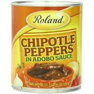 Roland Chipoltle Peppers in Adobo Sauce, 2 Cans, 14 Oz Total