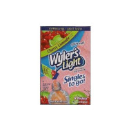 Wyler'S Light Singles To Go Bundle, 8 Packet/Box (Pack Of 6) Includes 8-Packets Pink Lemonade, Fruit Punch, Cherry Limeade, Cherry, Raspberry Lemonade, Lemonade (48 Packets)