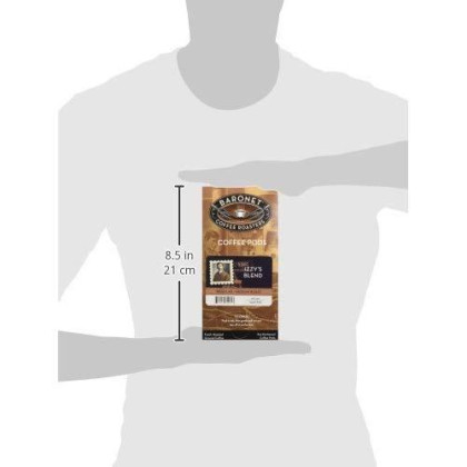Baronet Coffee Izzy'S Blend Mega Coffee Pods, 48 Count