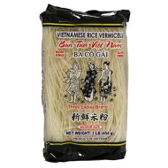 Three Ladies Vietnamese Rice Stick Vermicelli, 16 oz., 3 Pack
