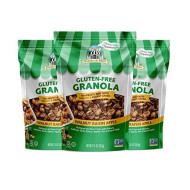 Bakery On Main Gluten-Free, Non Gmo Granola, Walnut Raisin Apple, 11 Ounce (3 Count)