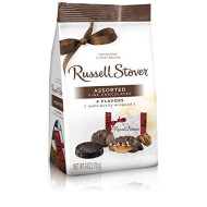Russell Stover Assorted Mini Chocolates, Bag - 6 Oz.