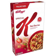 Special K Breakfast Cereal Red Berries, 16.9 oz